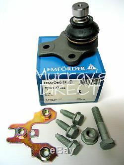 Lemforder OEM Front Lower Ball Joint for Mk2 Golf GTI & 16V 1988-92 357407365 /A