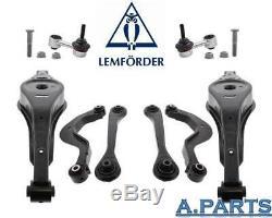 Lemförder Rep Set 8TLG Audi VW Skoda Seat Control Arm Complete Rear Q3 A3 New