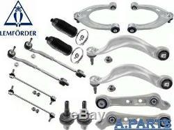 Lemförder Set Control Arm 14TLG Front Axle BMW 5er F10 F11/6er F12 F13 Xd Rive