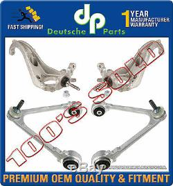 Lincoln Ls V6 V8 Upper & Lower Control Arms / Steering Knuckle Ball Joints Set 4