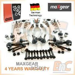 Max Gear Heavy Duty Front Control Arms Set Audi A4 A6 B5 C5 Vw Passat B5