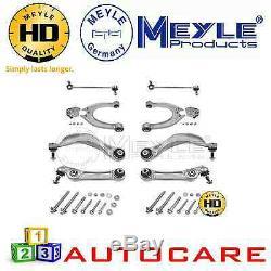 Meyle FRONT Track Control Arm Kit WISHBONE 316 050 0080/HD to fit BMW 5 F10