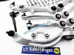 Meyle HD Suspension Arm Kit Front Audi A4 B5 Reinforced 12 Piece Set