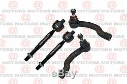 Mitsubishi Parts 2 Lower Upper Ball Joint 4 Tie Rods End Steering 01-06 Montero