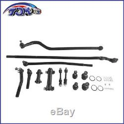 New 13pcs Front Steering & Suspension Kit For 98-99 Dodge Ram 2500 3500