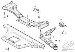 OE BMW 3 E46 316 320 325 318D 320D 330D Front Lower Control Arm Wishbone L + R