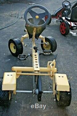 Project Unfinished Quad 4 Wheel Cycle Ball Jointed Steering