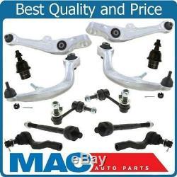 Steering 12pc Kit for Nissan 350Z 03-09 for Infiniti G35 03-07 Rear Wheel Drive