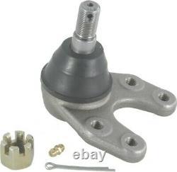 Steering Kit For Mazda B2200 SE-5 2.2L Tie Rods Ball Joints Idler Arm Rack Ends