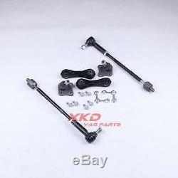 Steering Tie Rod & Ball Joints Kit For VW Jetta Bora Golf MK4 AUDI A3 Octavia