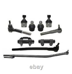 Suspension Front Kit 10 Pc for Ford Excursion F250 F350 Pickup RWD Models