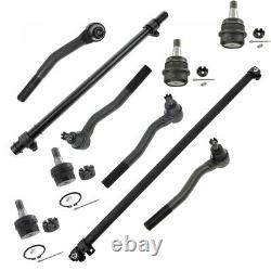 Suspension Parts Pitman Arms Tie Rods Ball Joints For Jeep Grand Cherokee Sport
