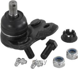 TOYOTA Corolla Front Lower Control Arms Ball Joints Sway Bar Link Outer Tie Rods