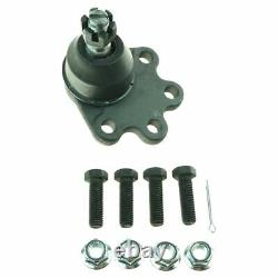 TRQ Ball Joint Tie Rod Ends Sway Bar Link Pitman Idler Arm 14pc Kit Set 4WD