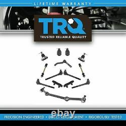 TRQ Front Complete Suspension Set Kit for S10 S15 Blazer Truck SUV Hombre 2WD