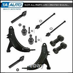 TRQ Steering & Suspension Kit Front LH RH Set of 10 for Subaru Brand New