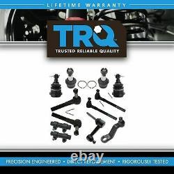 TRQ Steering & Suspension Kit LH RH Set of 12 for Dodge Ram 2500 3500 2WD New