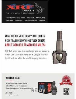 XRF Ball Joint Tie Rod Drag Link Dodge RAM 3500 2500 03-07 4x4 (LATEST DESIGN)