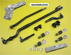 XRF Upper Lower Ball Joint Drag Link Tie Rod End Ford F350 F250 99-04 Joints