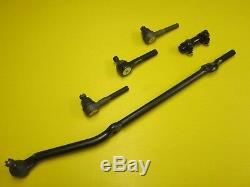 XRF Upper Lower Ball Joint Tie Rod Drag Link Track Bar JEEP LIFETIME WARRANTY TJ